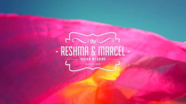 Indian Fusion Wedding Video by Kreativ Wedding
