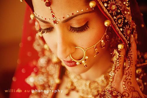 Real Indian Canadian Wedding: Anjali & Arun (1)