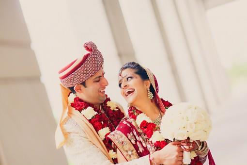 Aparna and Mihir 2