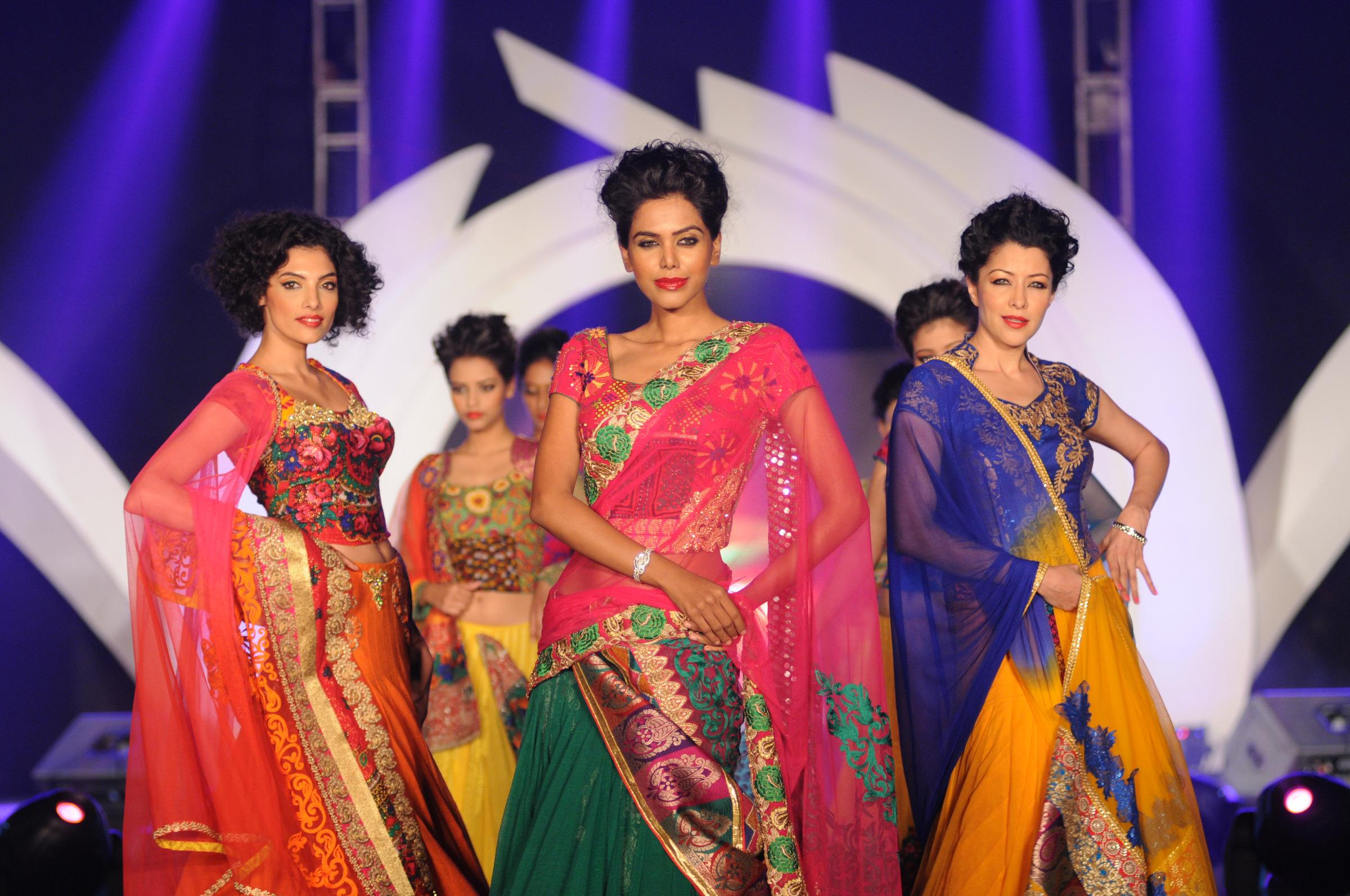 Marigold Watches Rohit Verma Fashion Show