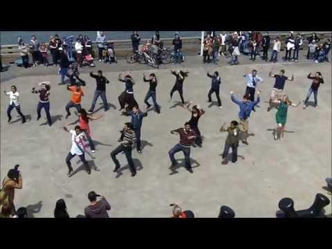 Bollywood Flash Mob Indian Proposal