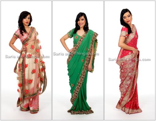 Indian Wedding Site Relaunch Celebration Sweepstakes: Saris and Things