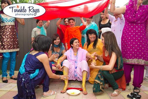 Canadian Indian Wedding: Ravinder and Harman (1)