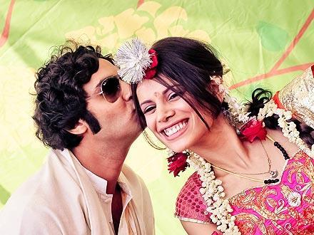 Celebrity Indian Wedding: Kunal Nayyar and Neha Kapur