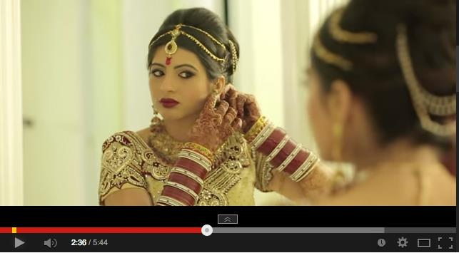 Virginia Sikh Indian Wedding Video by Creative Touch Films