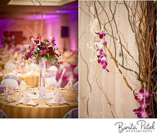 Crowne Plaza Indian Wedding Reception
