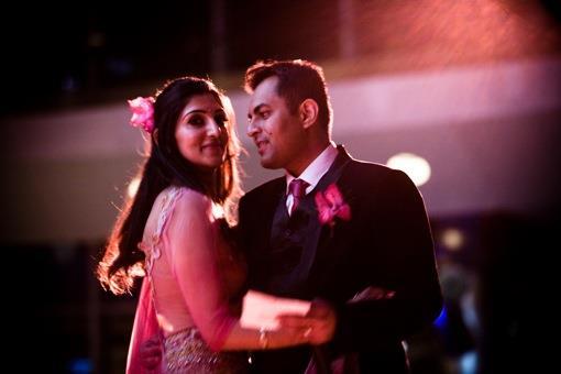 Denver Indian Wedding Reception by Jeremy Martinez Photography