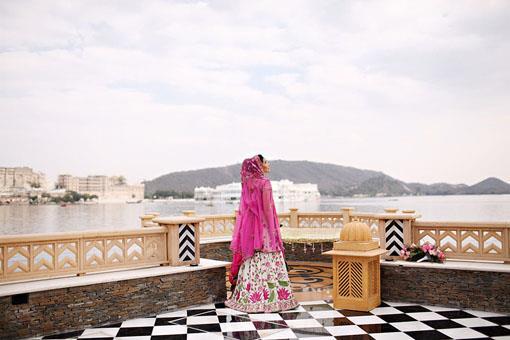 Destination Indian Wedding in Udaipur India - 5