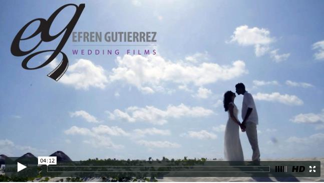 Destination Indian Wedding Video by Efren Guiterrez
