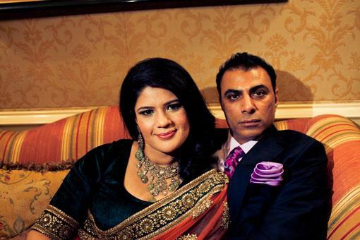 Elegant Indian Reception at Ritz Carlton San Francisco