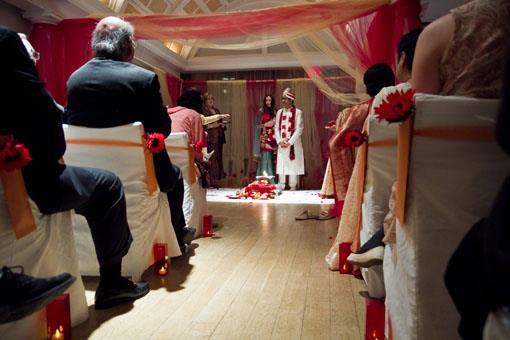 Fusion Hindu Wedding in Manhattan
