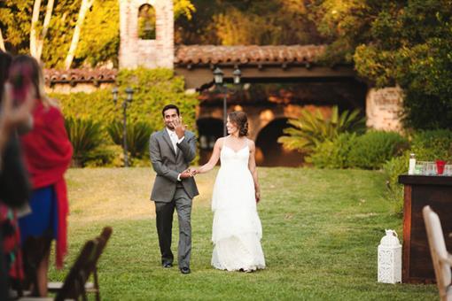 Fusion Southern California Indian Wedding Reception - 4