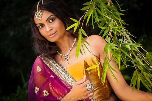 Indian Bridal Fashion by Traditions Boutique