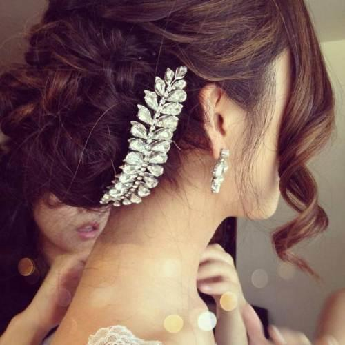 Indian Bridal Hair Jewelry Ideas