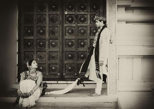 Indian Wedding Portraits: Priyanka & Sachin III
