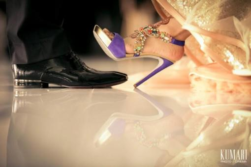 Jewels and Mehndi Indian Wedding Tuesday Shoesday