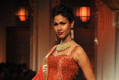 Aamby Valley India Bridal Fashion Week 2012-Jyotsna Tiwari