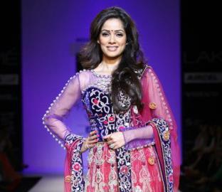 Indian Wedding Color Inspiration - Farah Firdos Lakmé Fashion Week S/S 13