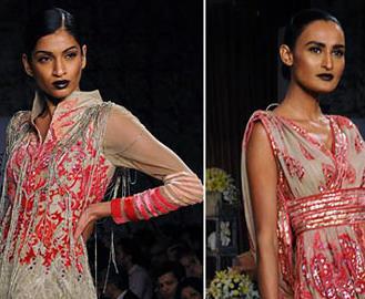 Delhi Couture Week 2011: Shantanu & Nikhil