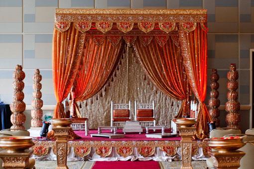 Jersey City Hyatt Indian Wedding by KSD Weddings
