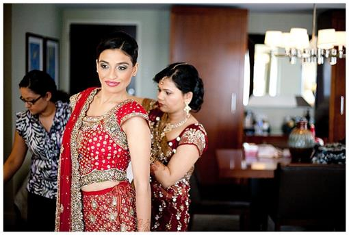 Jersey City Indian Wedding by SYPhotography - 1