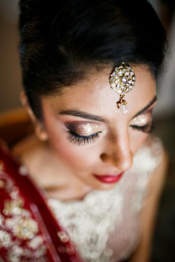 1a Indian wedding bridal makeup