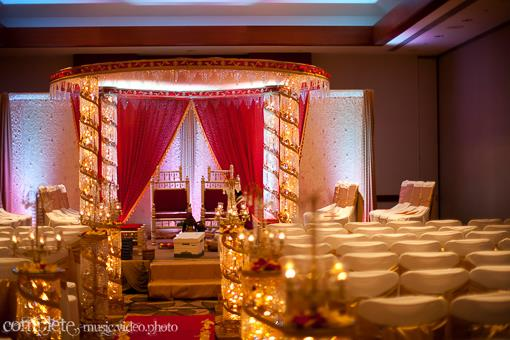 Nashville Fusion Hindu Wedding by COMPLETE Music.Video.Photo - 2
