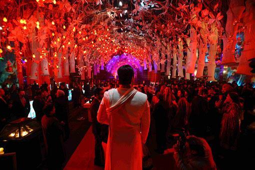 New Delhi Indian Wedding Sangeet
