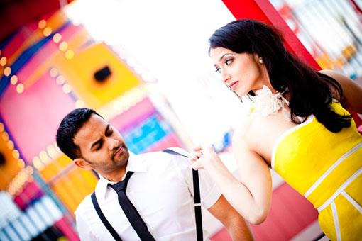 New Rochelle Engagement Session by Mili Ghosh Photography