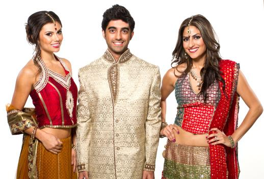 Dressing the Indian Wedding Party - Tips from Borrow it Bindaas