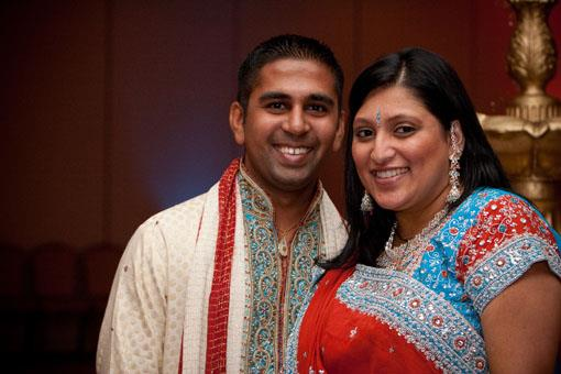 Ohio Indian Wedding - Hetal and Sunny (Part 1)