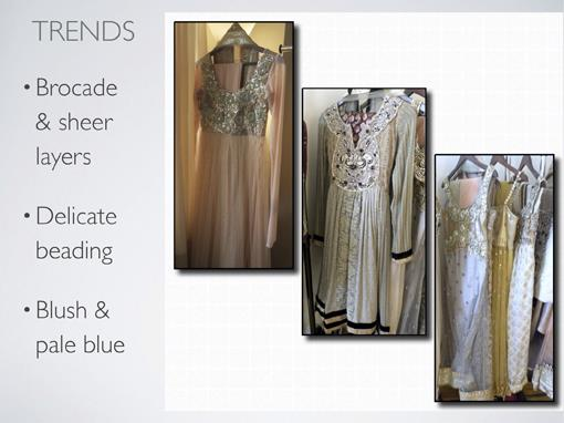 Payal Singhal Spring/Summer 2012 Trunk Show