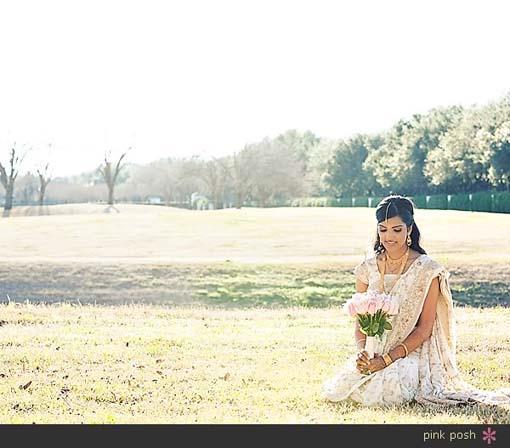 Real Texas Indian Wedding - Jancy and Binu