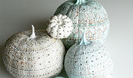 Pumpkin Wedding Décor Ideas - Indian Wedding Inspiration