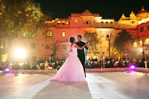 Rajasthan Destination Reception by Whitebox Weddings - 6