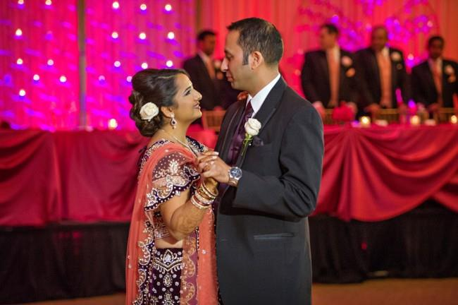 12 indian wedding bride and groom first dance