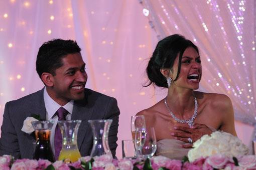 Real Wedding: Vikram Kumar and Pooja Chitgopeker (4)