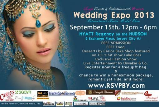 International Fusion Bridal Show by RSVP Events September 15 NJ