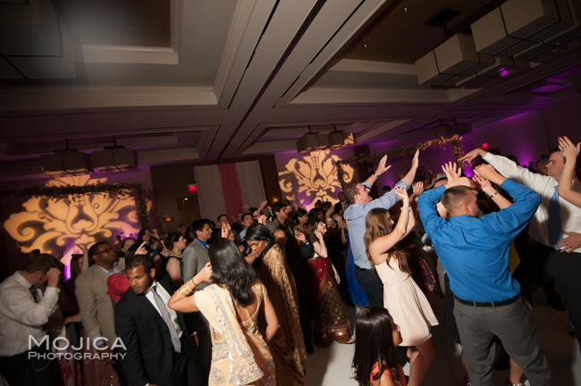 15a indian wedding reception dance