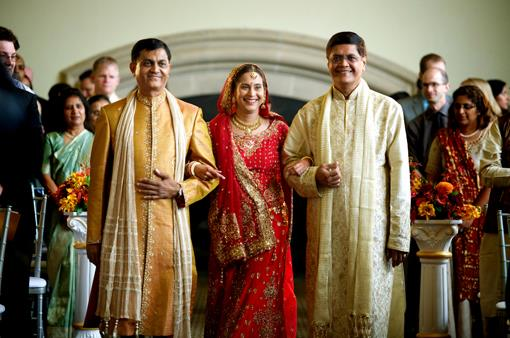 San Francisco Indian Wedding by Thor Swift Photography - 2