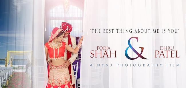 Gorgeous Beachside Hindu Wedding Ceremony by NYNJ Photography