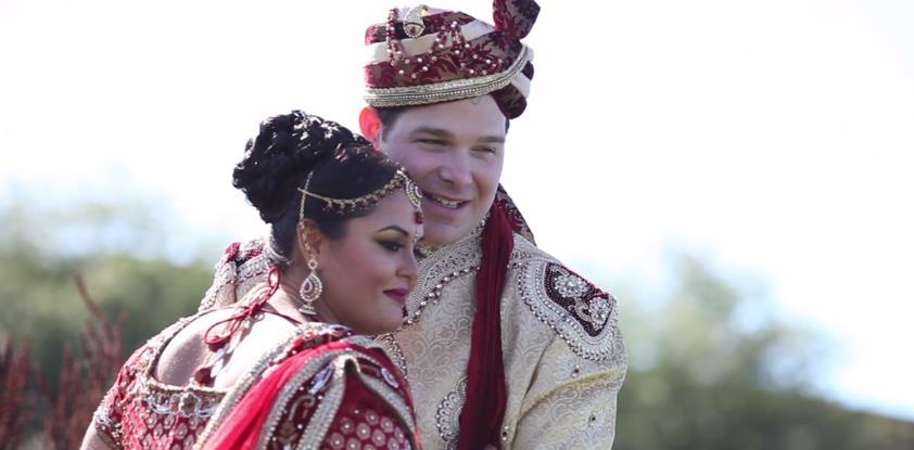 Reshma and Joshua CineMonday