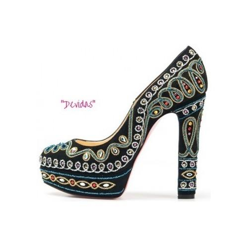 Shaadi Love - Louboutin Indian Wedding Shoes