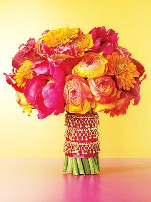 Shaadi Love - Wedding Bouquet with Anklets