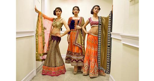 Shehnaai 2012 Bridal Preview in NYC