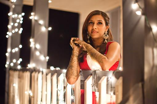 South Asian Mehendi Party by FengLong Photography