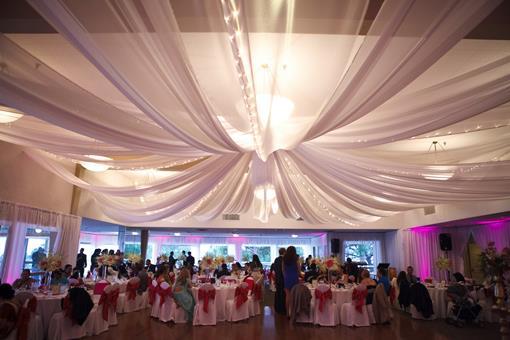 Southern California Golf Course Indian Wedding Reception - 3