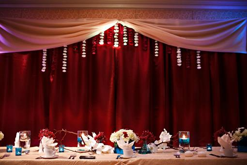 Spice Themed Indian Wedding Reception - 3