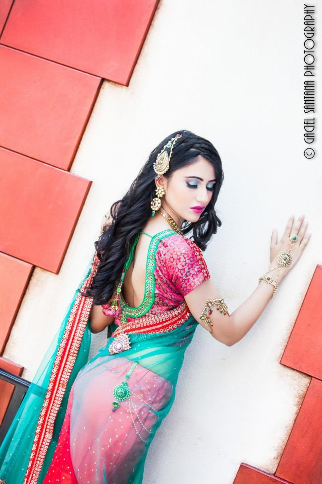 6indian wedding fashion shoot