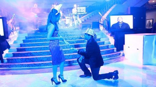 Surprise Indian Wedding Proposal in Dubai
